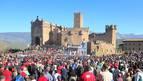 Miles de peregrinos participan este sábado en la segunda Javierada