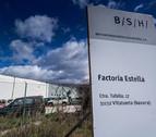 La negativa de BSH Estella a negociar el traslado obliga a la dirección a mover ficha