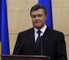 El depuesto presidente Yanukóvich alienta la guerra civil en Ucrania