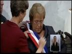 Bachelet promete profundos cambios para derrotar la desigualdad en Chile