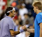 Federer y Dolgopolov se citan en semifinales de Indian Wells