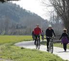 Ligero descenso de las temperaturas este domingo en Navarra