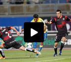 Masoud se sale con Las Palmas y marca dos goles al Sabadell