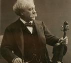 Un concierto de violín y un taller familiar para recordar a Pablo Sarasate