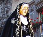 La Vera Cruz devolverá a Estella uno de los actos perdidos de Semana Santa