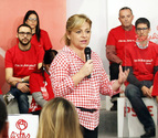 Elena Valenciano acusa a Rajoy de