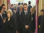 Autoridades y ciudadanos despiden a Suárez en el Congreso