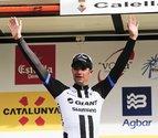Mezgec sigue volando en la Volta a Catalunya y repite triunfo en Girona