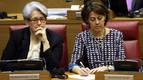 Barcina y Goicoechea explicarán la reunión del Convenio Económico