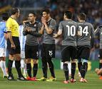 El Espanyol frena la escalada del Málaga