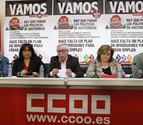 Los sindicatos irrumpen en la campaña electoral europea