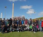 Una veintena de estudiantes italianos visitan Rockwool