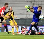 El Atlético de Madrid responde con una victoria en San Mamés