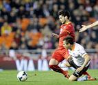 El Getafe asalta Mestalla para abandonar el descenso