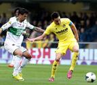 El Villarreal perdona y termina cediendo un punto