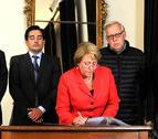 Bachelet decreta zona de catástrofe y  ordena a los militares asumir el control