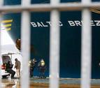 La búsqueda de los marineros sigue en las rías de Pontevedra y Arousa