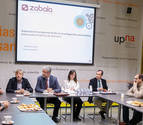 José María Zabala participa en el Grupo Emprendedor de la UPNA