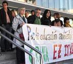 Los trabajadores del CRANA exigen un cierre