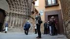Los hoteles de Tudela, completos durante los días de Semana Santa