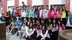 Gymkana por la igualdad en Fustiñana