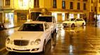 Tres detenidos acusados de agredir a dos taxistas en Pamplona