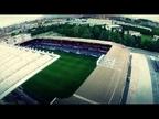 La afición de Osasuna se vuelca para el partido contra el Celta
