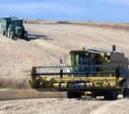 Firmado un convenido para prefinanciar ayudas al sector agrario en Navarra