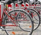 Aprobadas en Pamplona las condiciones de adjudicación de los aparcamientos de bicis