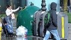 Los navarros reciclan 11.076 toneladas de vidrio, un 4% más que el año anterior