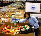 Comienza una nueva colecta solidaria del Banco de Alimentos