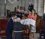 El príncipe Felipe destaca su empeño en seguir sirviendo a los españoles