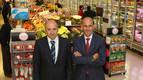 Caprabo presenta en Pamplona su nuevo modelo de supermercados