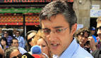 Eduardo Madina tiene 1,1 millones en una cuenta de inversión