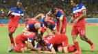 EE UU doblega a Ghana con un gol tempranero y otro agónico