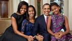Una hija de Obama, asistente en una serie de Spielberg