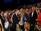 Carla Bruni cierra su gira con un concierto dulce en Barcelona