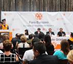 Irujo, padrino de 50 estudiantes del Foro Europeo en su graduación