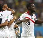 Navas conduce a Costa Rica a los cuartos ante Holanda