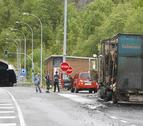 Navarra estudia colocar semáforos en los túneles de Belate y Almándoz