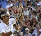 Federer quiere su octavo Wimbledon
