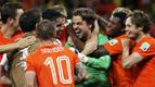 Holanda deja en la cuneta a Costa Rica en los penaltis