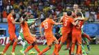 Sudamérica contra Europa en semifinales