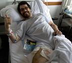 Bill Hillmann relata su odisea por la sanidad americana tras su cogida en San Fermín