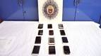 Dos detenidos acusados de robar teléfonos móviles en Pamplona