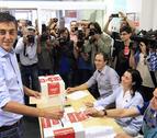 Los 200.000 militantes del PSOE eligen a su nuevo secretario general