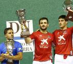 Berasaluze II y Beroiz ganan el torneo de San Fermín