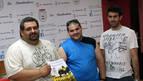 La Revolvedera otorga el premio 'Quiosco de Oro' a Protección Civil