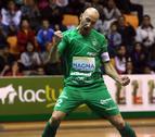 Eseverri renueva y jugará su  21ª temporada con el Magna Navarra