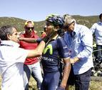 Nairo Quintana, operado con éxito, podrá volver a entrenar en un mes